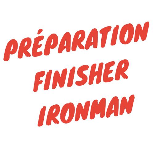 Préparation ironman